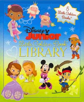Disney junior library