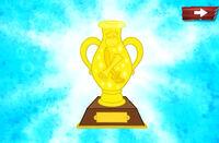 Teamwork Trophy-Never Land Games