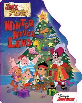Winter Never Land book
