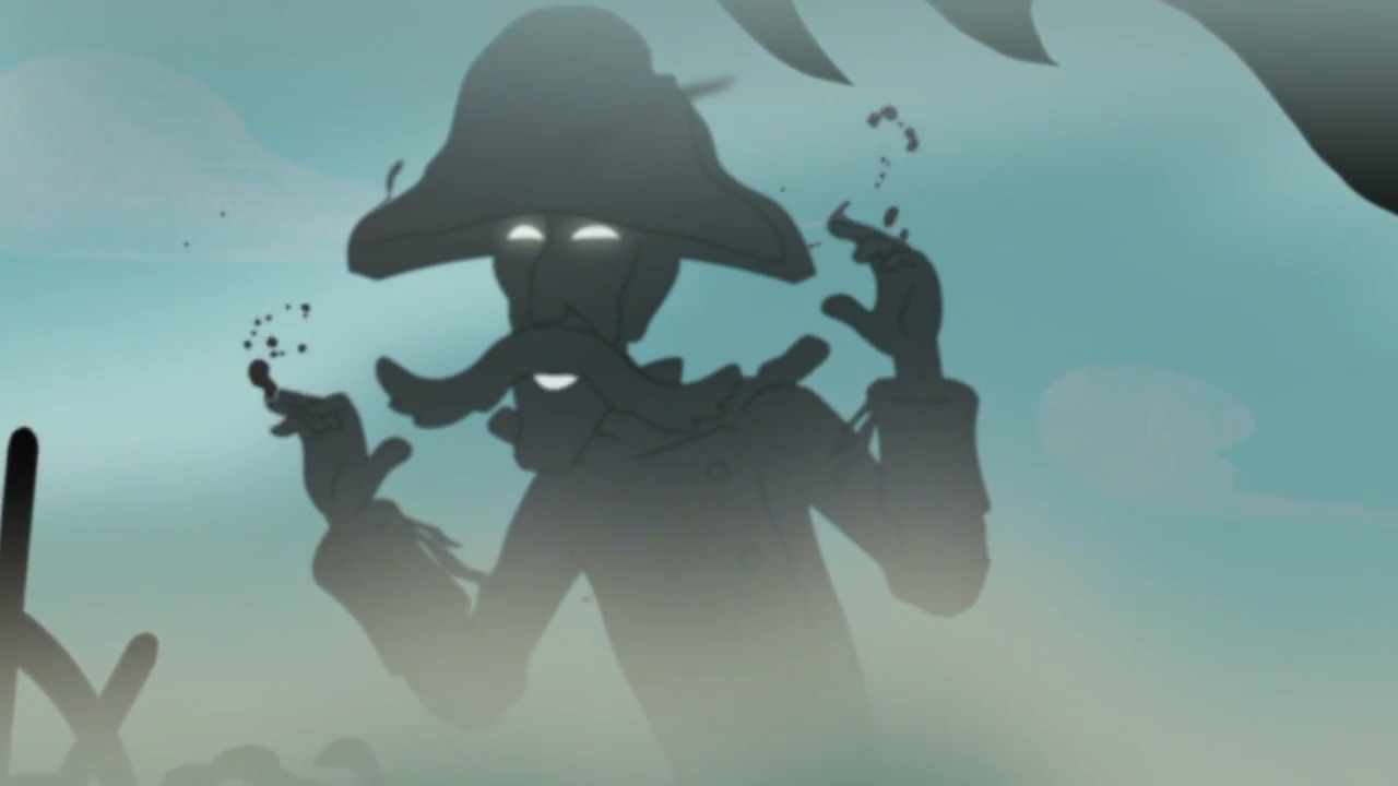 shade the shadow pirate jake and the never land pirates