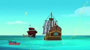 Bucky&Jolly Roger-Ahoy, Captain Smee!01