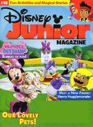 Disney Junior Official Magazine -issue18
