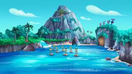 Island-Pirate Pinball