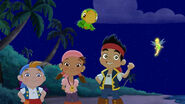 Jake&crew with Tinker Bell-Battle for the book04