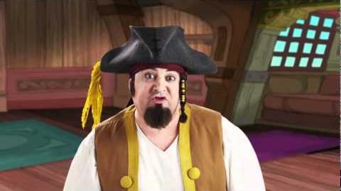 Jake and the Never Land Pirates Pirate Band Pirate Rock Recipe Disney Junior