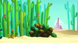 Prickly Path-Sand Pirate Cubby!01