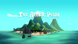 The Arctic Pearl titlecard