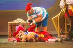 Captain Cuddly BearHook&Smee-Disney Junior Live-Pirate & Princess Adventure Tour
