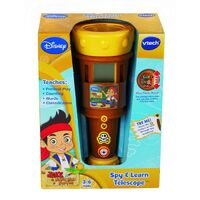 Vtech Disney Jake And The Never Land Pirates Spy & Learn Toy