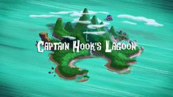 Captain Hook's Lagoon titlecard