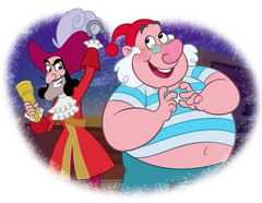 Hook&Smee-Trick or Treasure!page