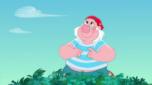 Smee-Hide the Hideout!02
