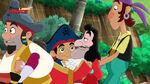 Hook&crew-Captain Hook's Crocodile Crew03