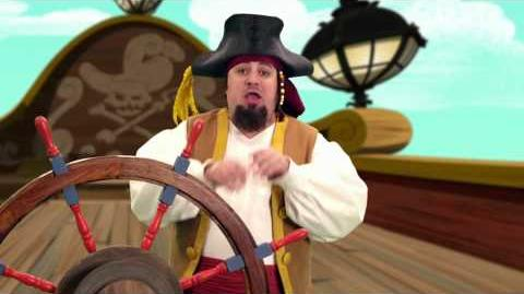 Jake and the Never Land Pirates Pirate Band Ahoy Ahoy Disney Junior