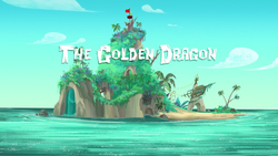 The Golden Dragon titlecard