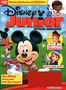 Disney Junior Official Magazine -issue22