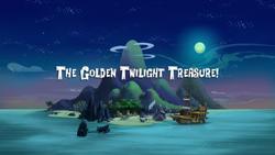 The Golden Twilight Treasure! title card