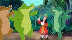 Hook&Tic Toc-Captain Hook's Crocodile Crew24