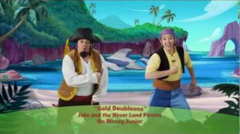 Jake and the Never Land Pirates - Song Gold Doubloons - Disney Junior Official