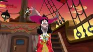 Burned Captain