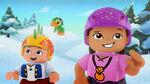 CubbySkullyIzzy-Pirate on Ice
