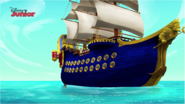 Captain Jake Pirate Ship - Attack of the Pirate Piranhas