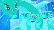 Ice Dragon-Queen Izzy-bella28