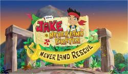 Jake NeverLand Rescue titlecard