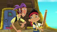 Jake&Bones- Pirate Swap
