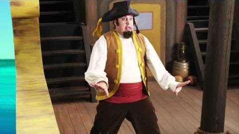 Jake and the Never Land Pirates Pirate Band Belay Disney Junior