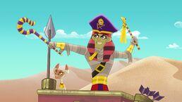 Pirate Pharaoh&Otaa-Rise of the Pirate Pharaoh