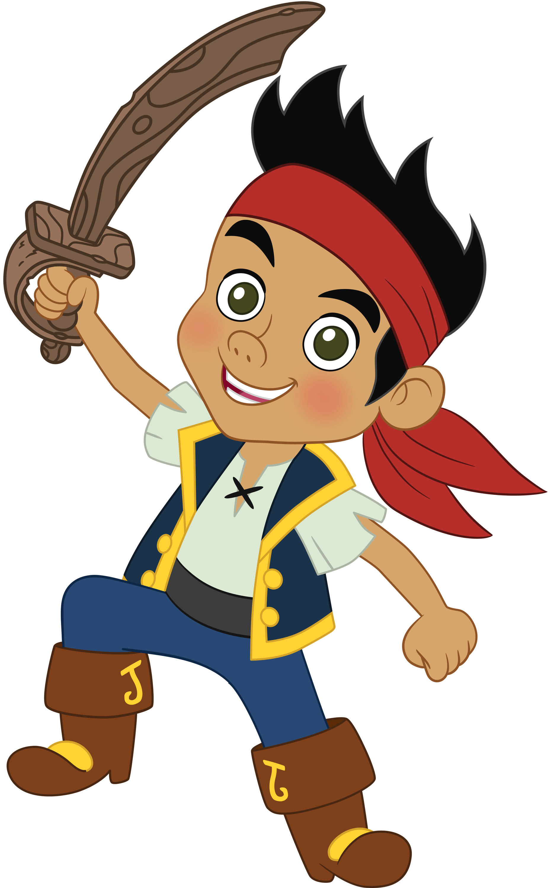 Jake and the Never Land Pirates: Never Land