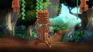 Monkey- The Big Golden Tiki Treasure01