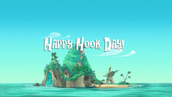 Happy Hook Day titlecard