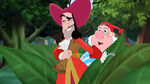 Hook&Smee-Captain Hook's lagoon02
