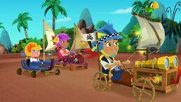 Jake&crew- Race-Around Rock!