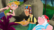 PipBones&Smee-Hook The Genie!