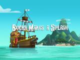 Bucky Makes a Splash/Transcript