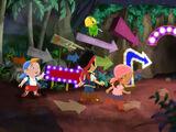 Captain Hook's Hidden Treasure Cave