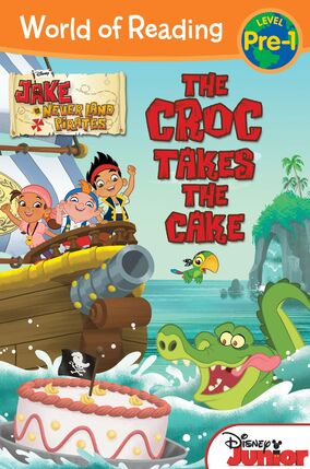 Croc takes the cake