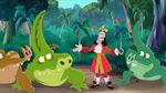 Hook&Tic Toc-Captain Hook's Crocodile Crew19