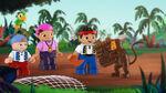 Jake&crew-The Big Golden Tiki Treasure