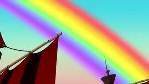 The Never Rainbow