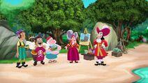 MamaHook Hook&crew-Captain Hook's New Hobby01