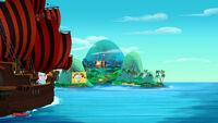 Crimson Isle&JollyRoger-Smee-erella!