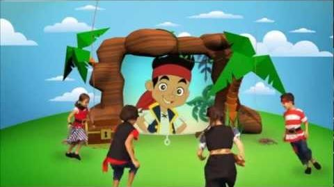 Jake and the Never Land Pirates - Song Jolly Roger - Disney Junior Official