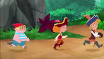 Captain FlynnSmee& Red Jessica-Captain Scrooge01