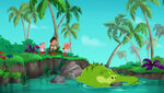 Crocodile Creek-Jake's Never Land Pirate School