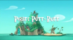Pirate Putt-Putt titlecard