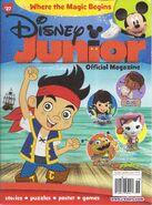 Disney Junior Official Magazine -September&October 2015